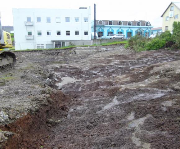 Jun 2014, lendisarbeiðið verður gjørt